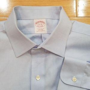 Brooks Brothers Non-Iron blue dress shirt 16 - 36